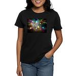 time warp Women's Dark T-Shirt