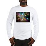 time warp Long Sleeve T-Shirt