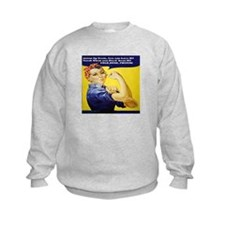 Pry Torch from cold dead hands Sweatshirt