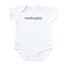 Meshugina Infant Bodysuit