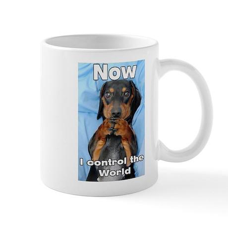 Now I Control The World Mug