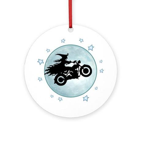 Wicked Mama Ornament (Round)