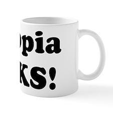 Ethiopia Rocks! Mug