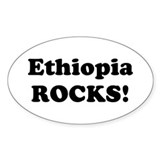 Ethiopia Bumper Stickers