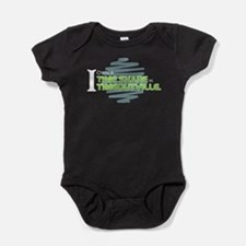 Cute Time share Baby Bodysuit
