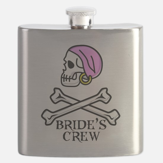 Bride's Crew Flask