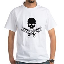 Pirate Groom's Crew Shirt
