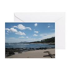 Tamarindo Beach Costa Rica Greeting Card