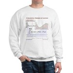 Fundamental Theorem of Calculus Sweatshirt