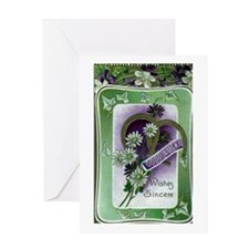Good Luck Wishes Sincere Greeting Card