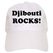 Djibouti Rocks! Baseball Cap