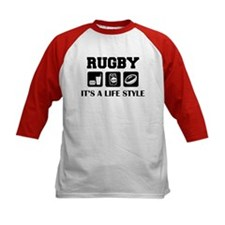 Food Beer Rugby Tee