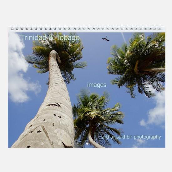 Trinidad Images Wall Calendar