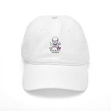 Pirate Matron of Honor Baseball Cap