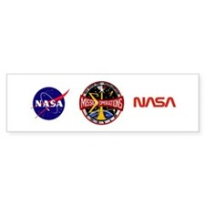 MSC: Mission Control Bumper Sticker