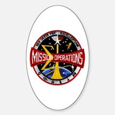 MSC: Mission Control Decal