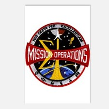 MSC: Mission Control Postcards (Package of 8)