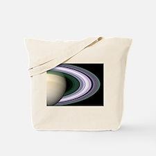 Saturn's Rings Tote Bag