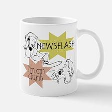 Newsflash I'm an Aunt Mug