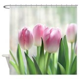 Tulips Shower Curtains