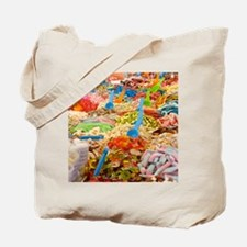 Candy!Candy!Candy! Tote Bag