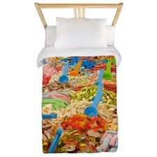 Candy!Candy!Candy! Twin Duvet