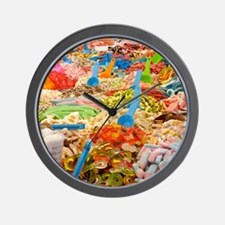 Candy!Candy!Candy! Wall Clock