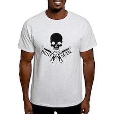 Pirate Best Man T-Shirt