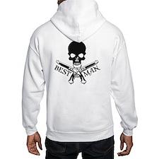 Pirate Best Man Hoodie