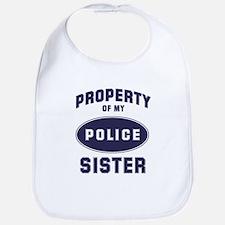 Police Property: SISTER Bib