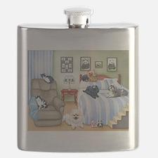 The Schofield's Bedroom Flask