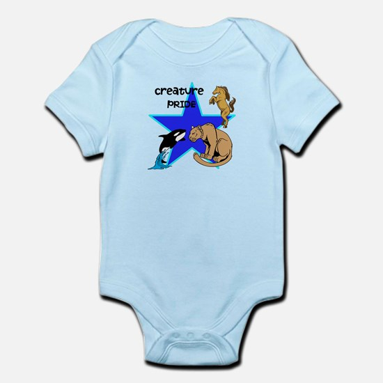 Creature PRIDE Infant Bodysuit