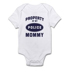 Police Property: MOMMY Infant Bodysuit