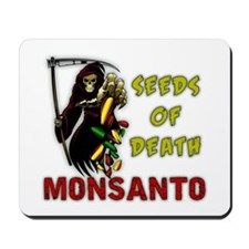 Seeds of Death Mousepad