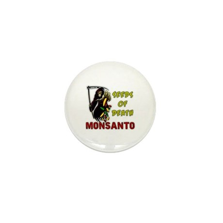 Seeds of Death Mini Button (10 pack)