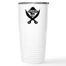 Pirate Groom Travel Coffee Mug