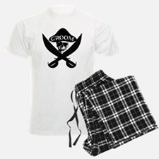 Pirate Groom Pajamas
