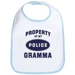 Police Property: GRAMMA Bib