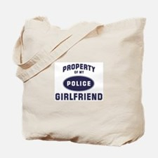 Police Property: GIRLFRIEND Tote Bag