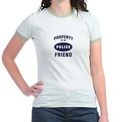 Police Property: FRIEND T