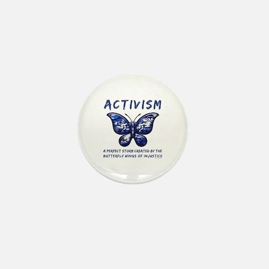 Activism Mini Button (10 pack)