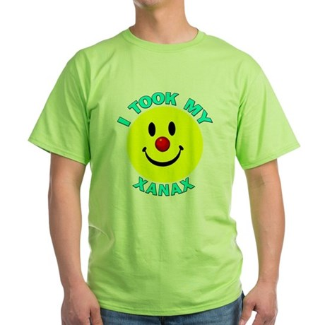 Xanax Ash Grey T-Shirt