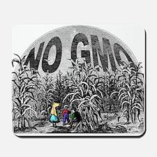 NO GMO - Children Mousepad