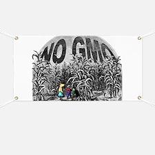 NO GMO - Children Banner