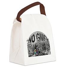 NO GMO - Children Canvas Lunch Bag