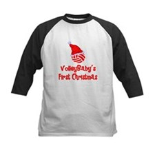 VolleyBaby's First Christmas Tee