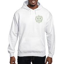 Weathered GreenMan Hoodie