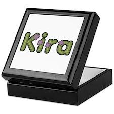 Kira Spring Green Keepsake Box