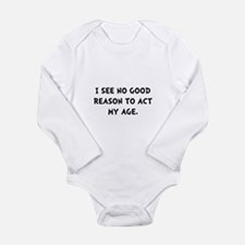 Act Age Body Suit