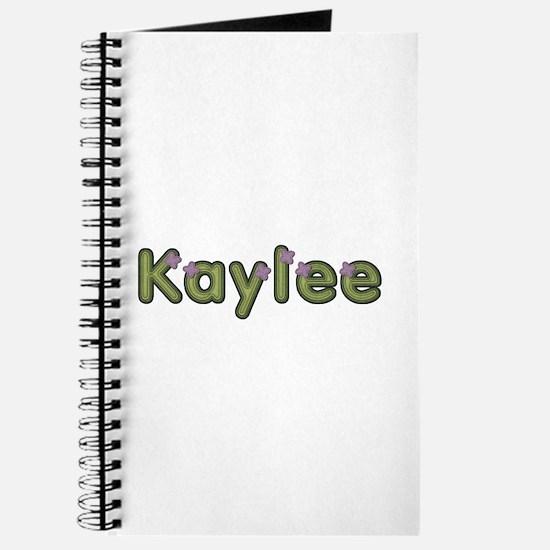 Kaylee Spring Green Journal